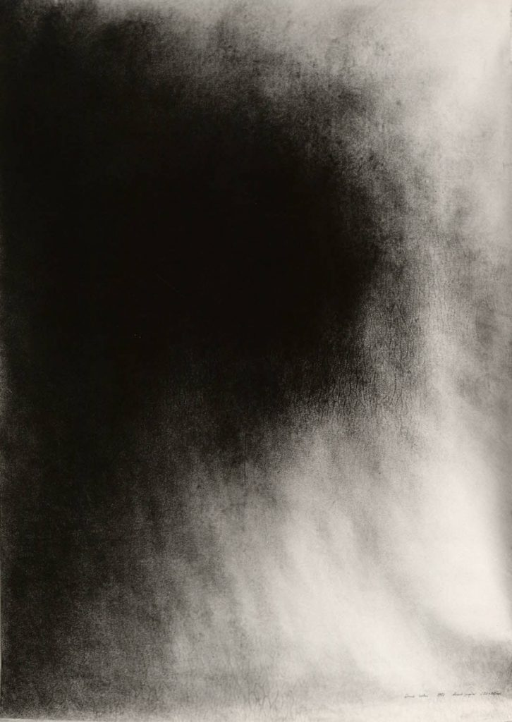 Perturbation from Cycle Turbulent Times, 1983, 87x59 inches